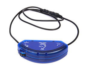IRRXQ Infrared receiver with neck loop